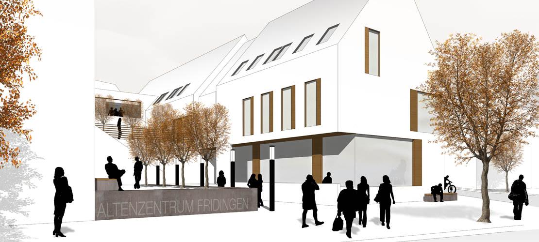 Alten- und Gesundheitszentrum, Fridingen, 2008