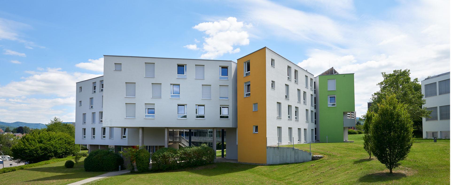 Architekten Reutlingen studenten und gästehaus in reutlingen l e k architekten
