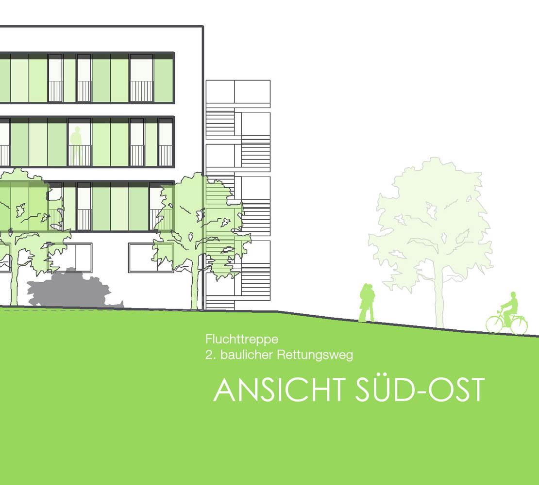 Studentenwohnheim Reutlingen, 2015