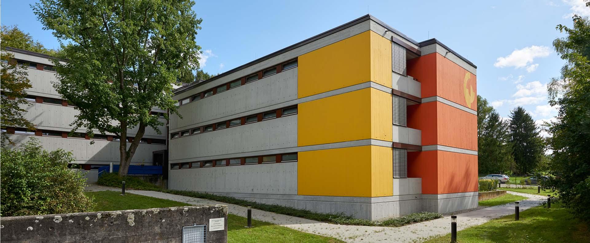 johannes wagner schule in n rtingen l e k architekten. Black Bedroom Furniture Sets. Home Design Ideas