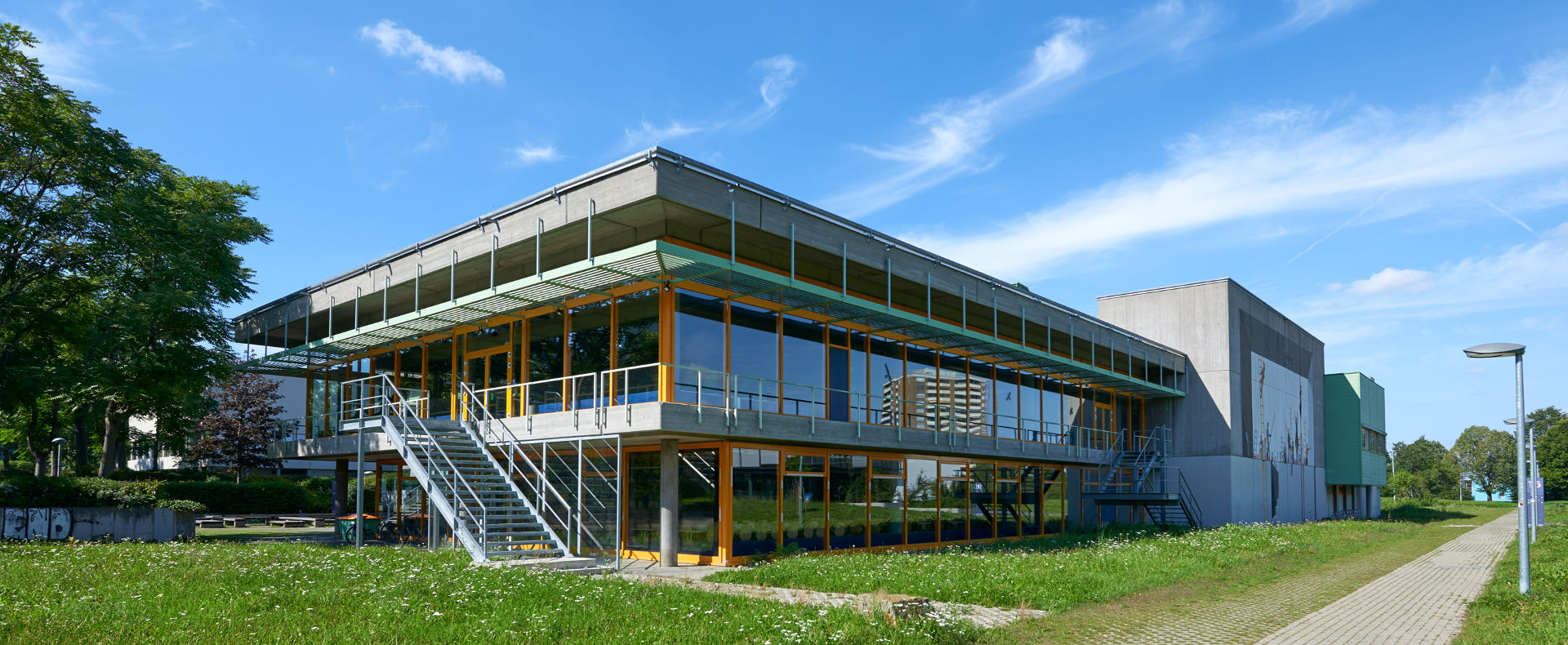 Architekten Reutlingen mensa hochschule in reutlingen l e k architekten