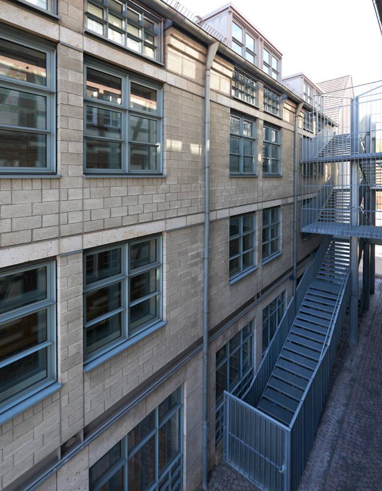 Architekten Reutlingen volkshochschule in reutlingen l e k architekten