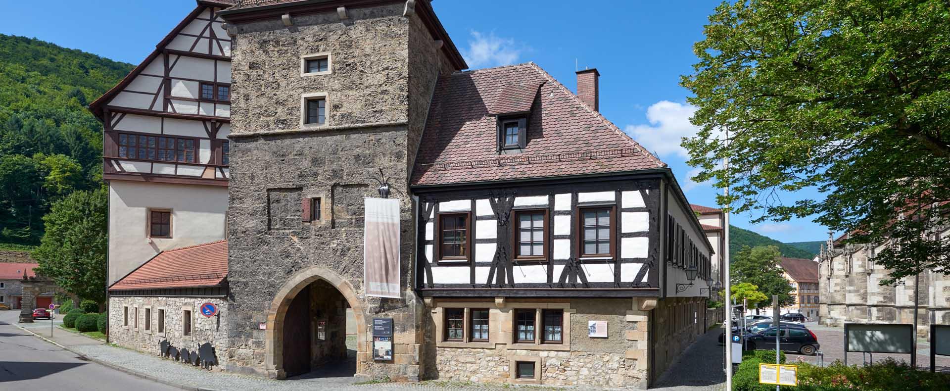 Sanierung Dekanat Bad Urach. Bauhar 1420, enge Zusammenarbeit mit dem Landesdenkmalamt