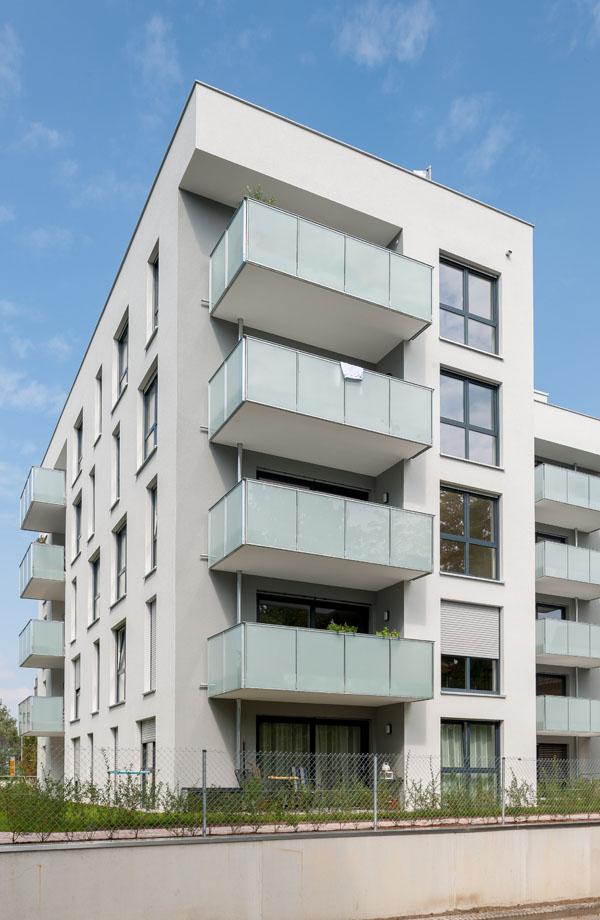 Wohnbebauung Reutlingen Pfenningstraße Bauen am Echazufer