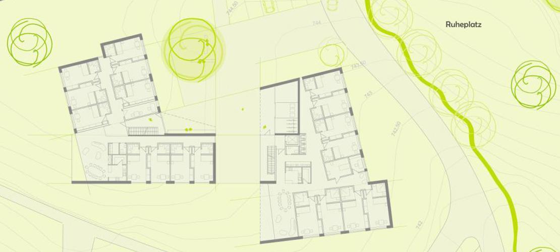 Ersatzgebäude Lehenhof Wettbewerb 2017