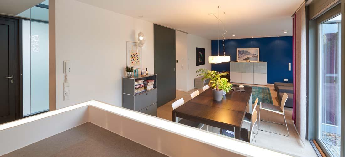 Einfamilienhaus Reutlingen Rommelsbach, 170 m², Energieerzeugung mit Wärmepumpe