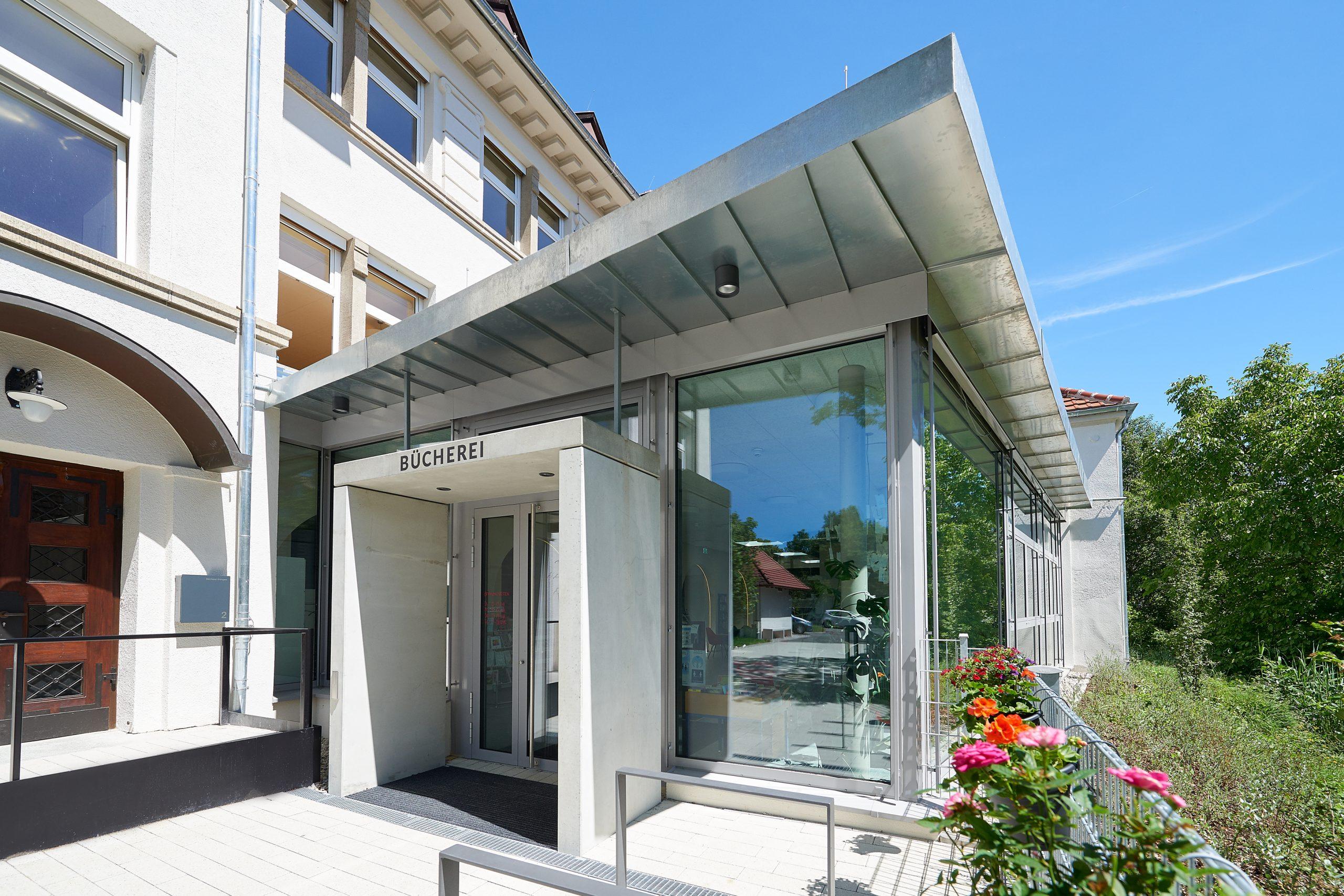 Bibliothek Schillerhaus