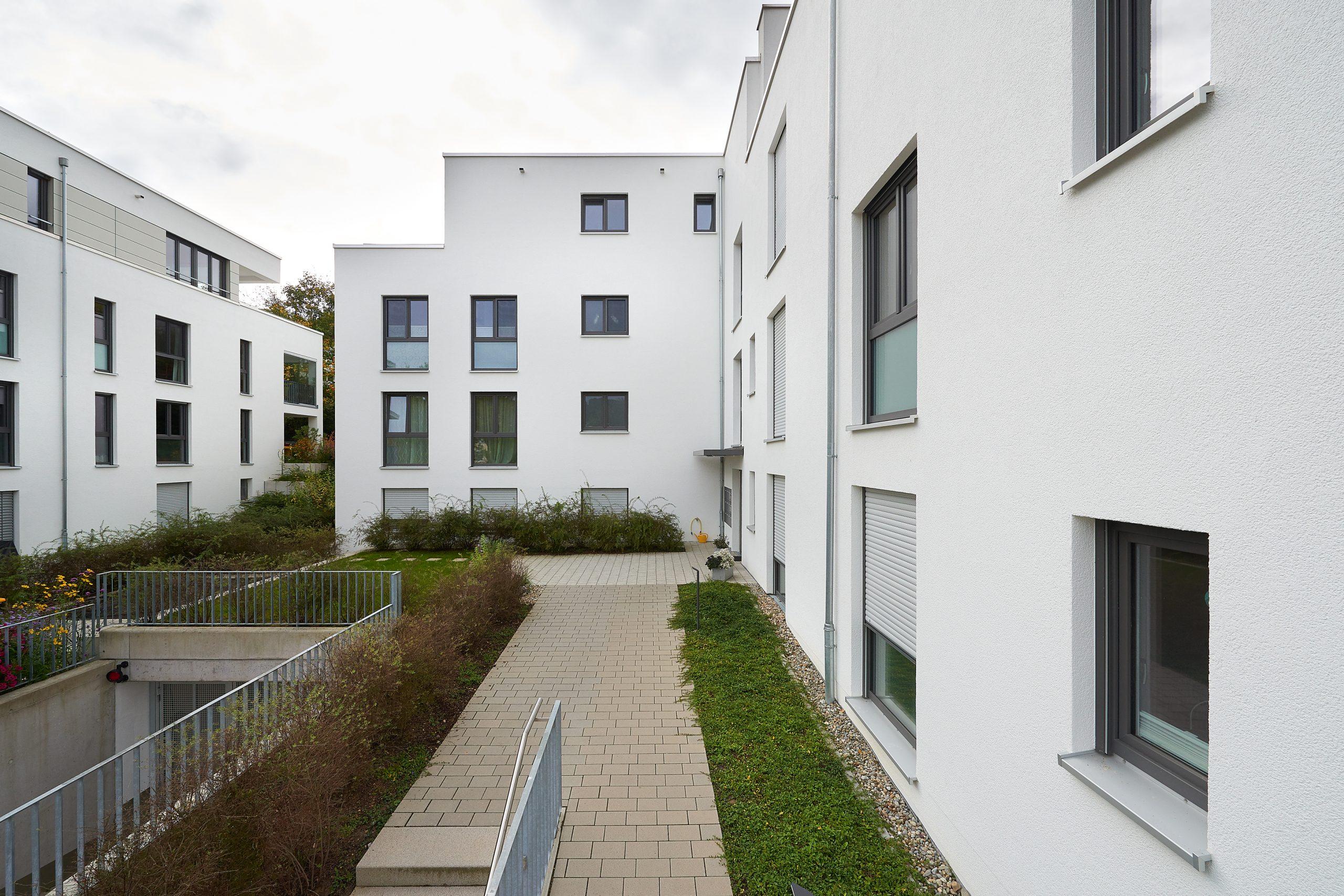 Wohnbebauung Kupferhammer in Tübingen